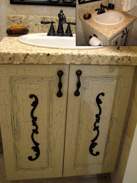 Creative Bathroom Vanity