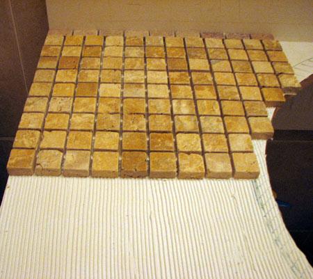 Vanity Tiling