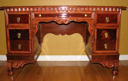 Final Restored Desk