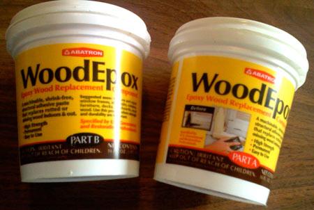 Wood Epox