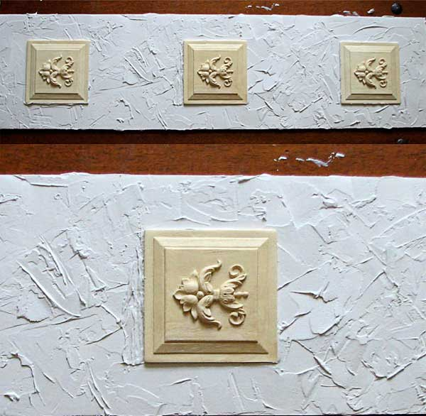 Wall Plaques Appliques